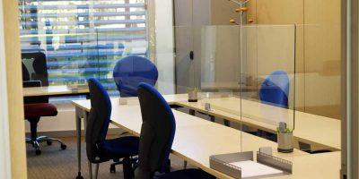 'Hot desk': Flexibilidad laboral.