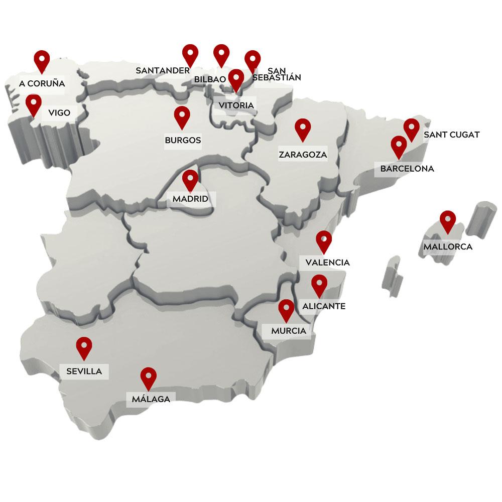 Plano-localizaciones
