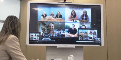 La importancia de la tecnología en un centro de negocios.