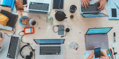 Cómo se usan los workspaces trabajando en equipo